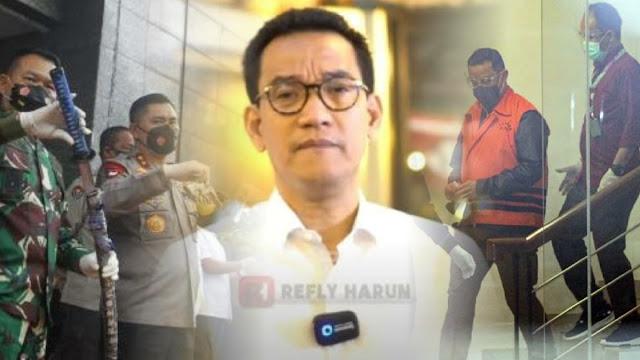 Geger Penembakan Laskar, Refly Singgung Kasus Wabendum PDIP Juliari Batubara