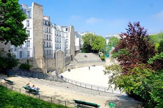Paris : Arènes de Lutèce, vestiges gallo-romains à Paris - Vème