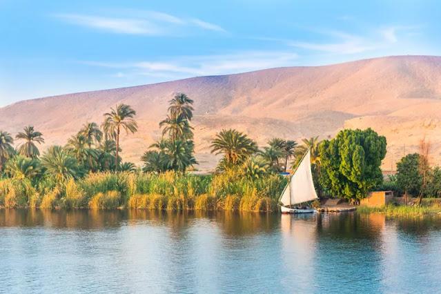 Sungai Paling Penting dalam Sejarah Kuno