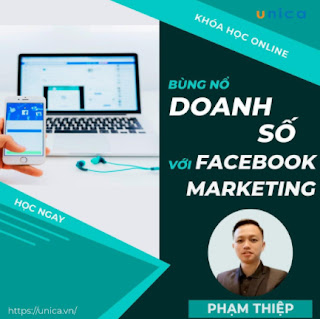 Khóa học MARKETING - Bùng nổ doanh số với facebook marketing [UNICA.VN ebook PDF EPUB AWZ3 PRC MOBI