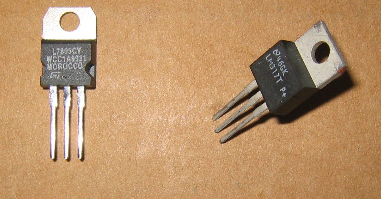 foto Silicon Controlled Rectifier