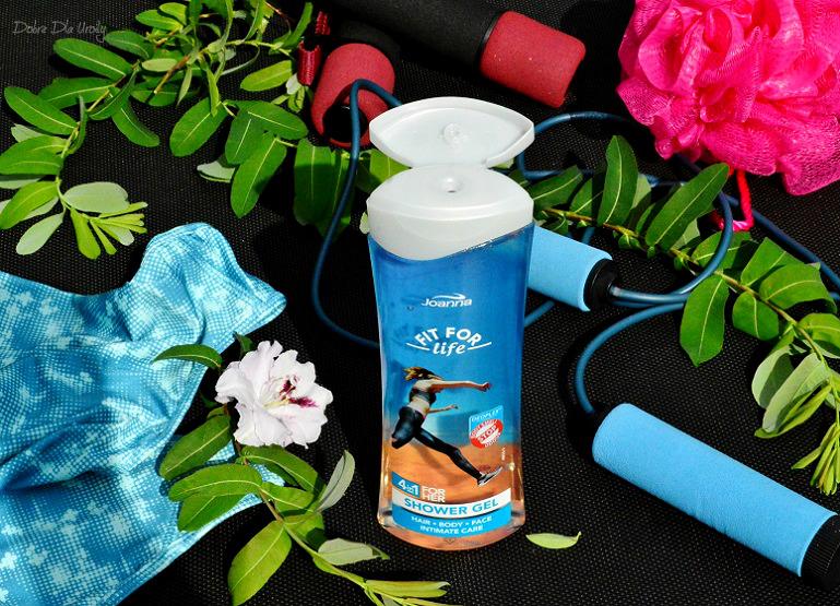 Fit For Life Żel pod prysznic dla kobiet 4w1 od Laboratorium Joanna recenzja