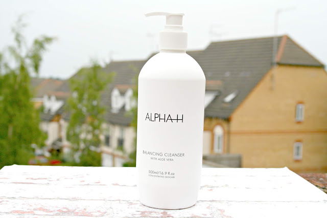 Alpha-H Supersize Balancing Cleanser