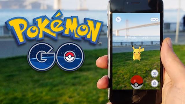 Pokémon Go melhor jogo para smartphone de 2016