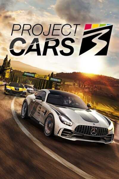 โหลดเกมส์ [Pc] Project CARS 3