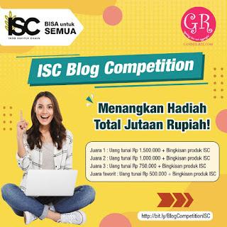 ISC bisnis tanpa modal