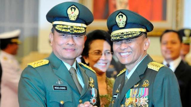 Adik Ipar SBY Pernah Berpesan pada Moeldoko: Moel, jika Tak Bisa Memberi, Jangan Pernah Mengambil