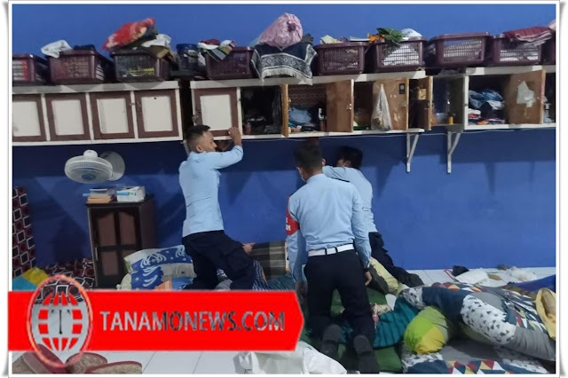 Lapas Padang Terus Berbenah Antisipasi Gangguan Kamtib dan Penanggulangan Bencana