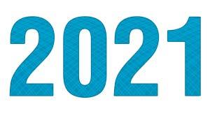 numero 2021 png