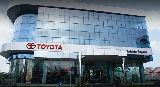 Dealer Toyota Fatmawati Astrido