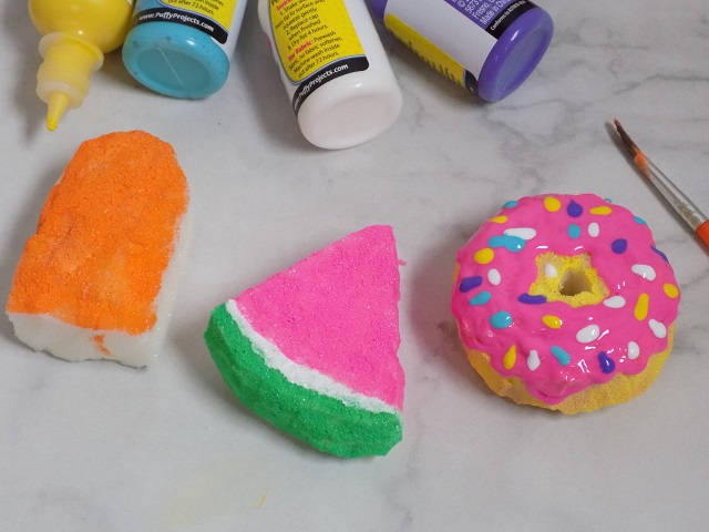make squishies