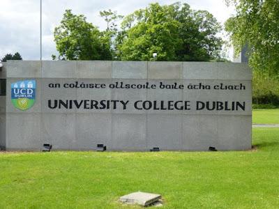 منح جامعة دبلن للطلاب من جميع أنحاء العالم في منحة المملكة المتحدة الممولة 2021