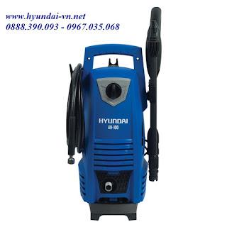 Máy xịt rửa xe, máy xịt rửa cao áp Hyundai AH 100, máy xịt rửa máy lạnh, máy xịt rửa áp lực cao