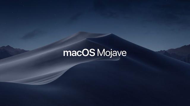 تحميل نظام ماكنتوش MacOS Mojave برابط مباشر