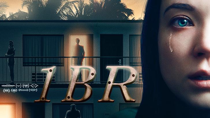 Arte do filme de '1BR', de David Marmor
