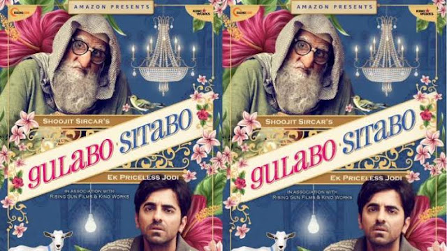 Gulabo Sitabo move trailer cast pilot riview and controversy of movie
