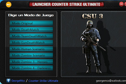 Download Game PC Counter Strike Ultimate 3 Last Version 2017