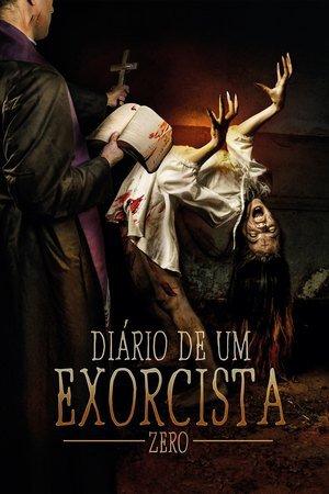 Poster Diário de Um Exorcista - Zero 2016