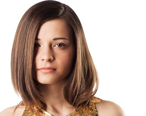 Different Hairstyles: Shoulder Length Bob 2014 (private