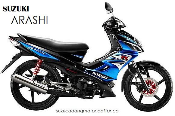 Daftar Harga Onderdil Suzuki Arashi FH125M/D