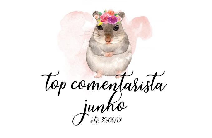 Top Comentarista: Junho 2019