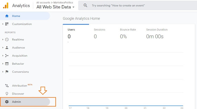 How To Find & Add Analytics Web Property ID On Blogger 8