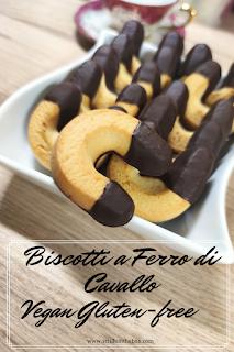 horseshoes biscuits vegan glutenfree