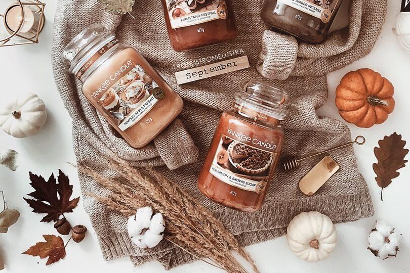 yankee candle farmer's market limitowane zapachy na jesień 2019