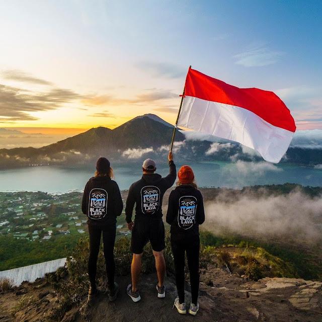 Black Lava Camp Kintamani Bali