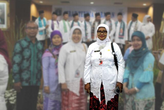 Ibu Romlah, Mantan Kepala SMAN 110, Meninggal Dunia