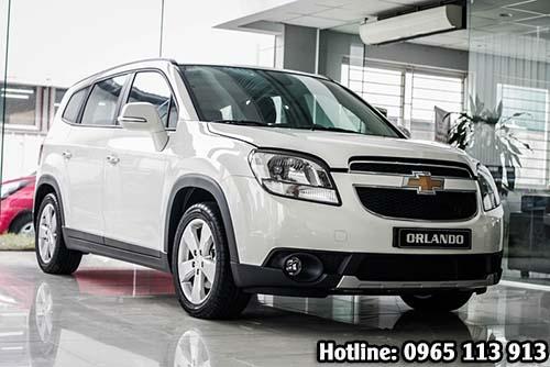 Giá xe Chevrolet Orlando Hai Phong
