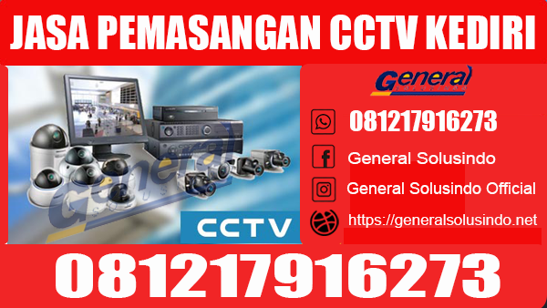 Jasa Pemasangan CCTV Purwosari Kediri Murah