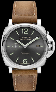Montre Panerai Luminor Due 3 days Acciaio PAM00904