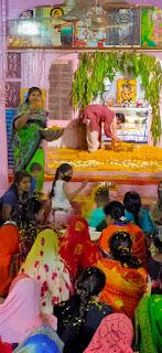 द्वारकाधीश मंदिर में होली उत्सव का आयोजन किया गया