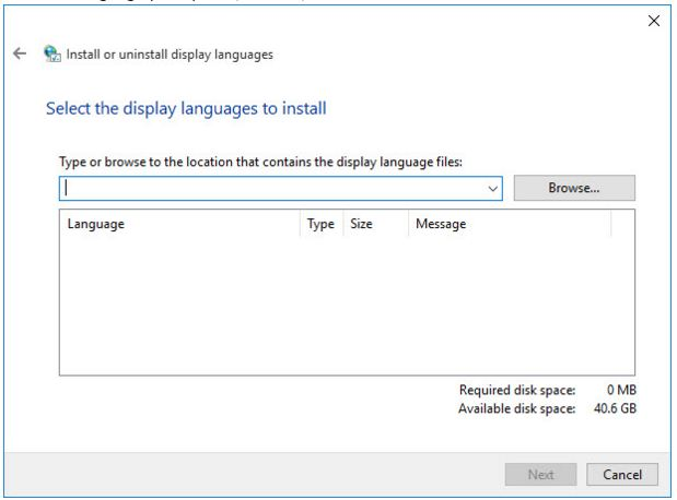 arabic language pack for windows 7 64 bit free