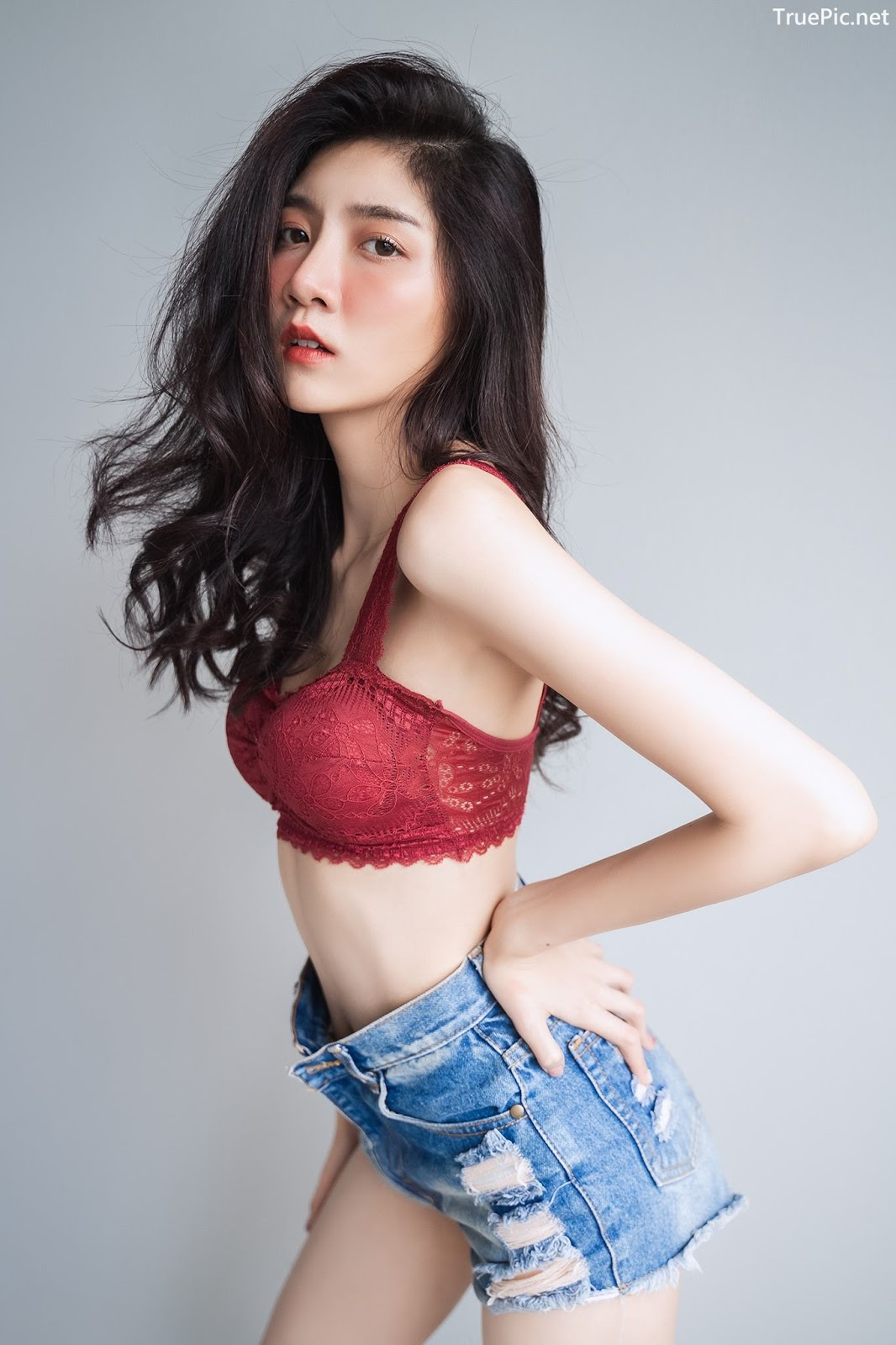 Image Thailand Model - Sasi Ngiunwan - Strawberry Cake - TruePic.net - Picture-7