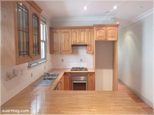 مطابخ خشب 25 | Wood kitchens 25