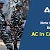 How do you become AC in CAPF?
