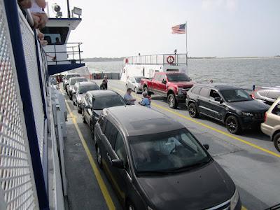 Dauphin Island ferry
