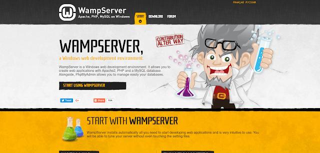ما هو WampServer 2 ؟  تعرف على WampServer من الموقع الرسمي .تنزيل WampServer 2 ؟ حمل WampServer 2 من الموقع الرسمي مجاناً .