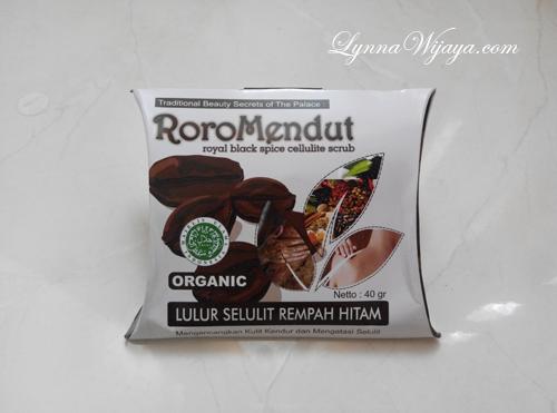 Review: Roro Mendut Royal Black Spice Series