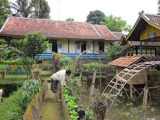 Desa Wisata Lembur Kahuripan, Bojong