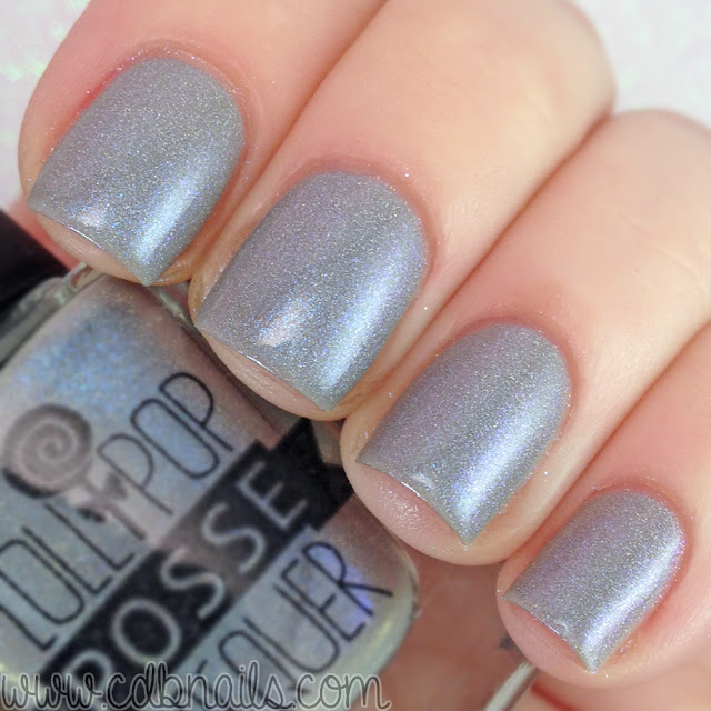 Lollipop Posse Lacquer-Small, Obscure, Plain, and Little