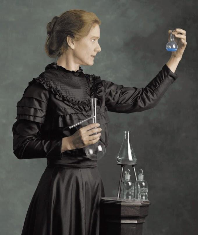 İki Nobelli Tek Kadın Marie Curie
