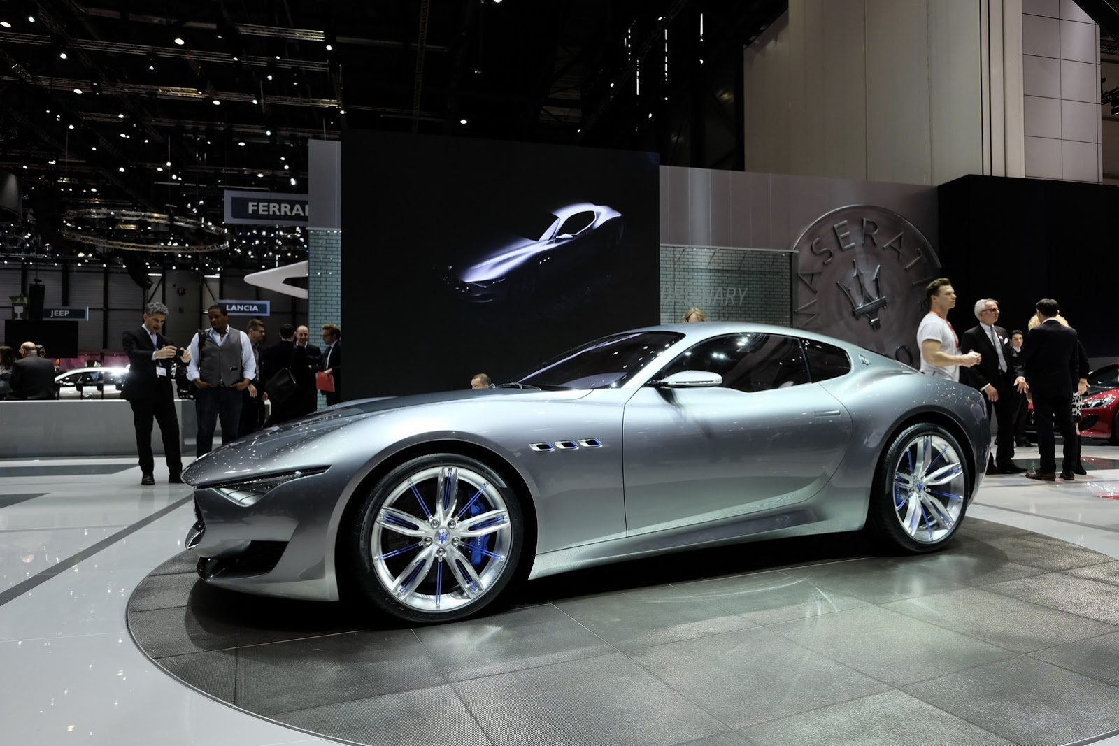 maserati granturismo is now first priority alfieri project in doubt carscoops. Black Bedroom Furniture Sets. Home Design Ideas