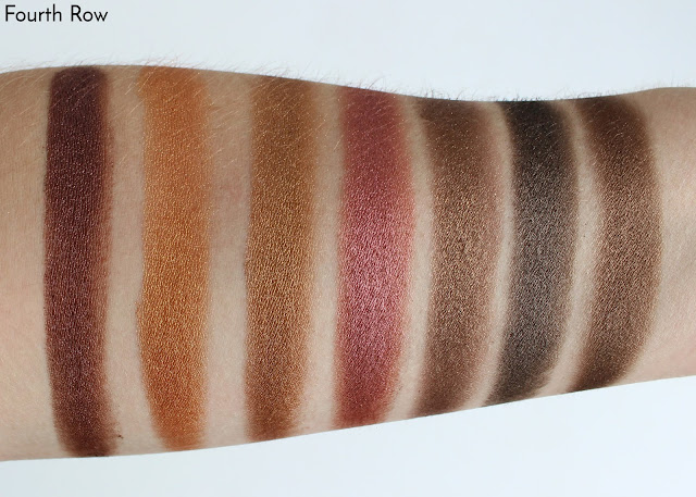 Morphe 35F 'Fall Into Frost' Eyeshadow Palette | Review & Swatches