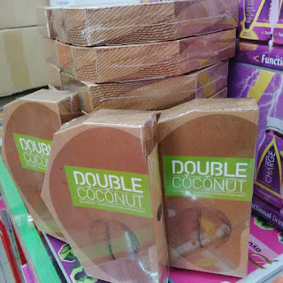 DOUBLE COCONUT