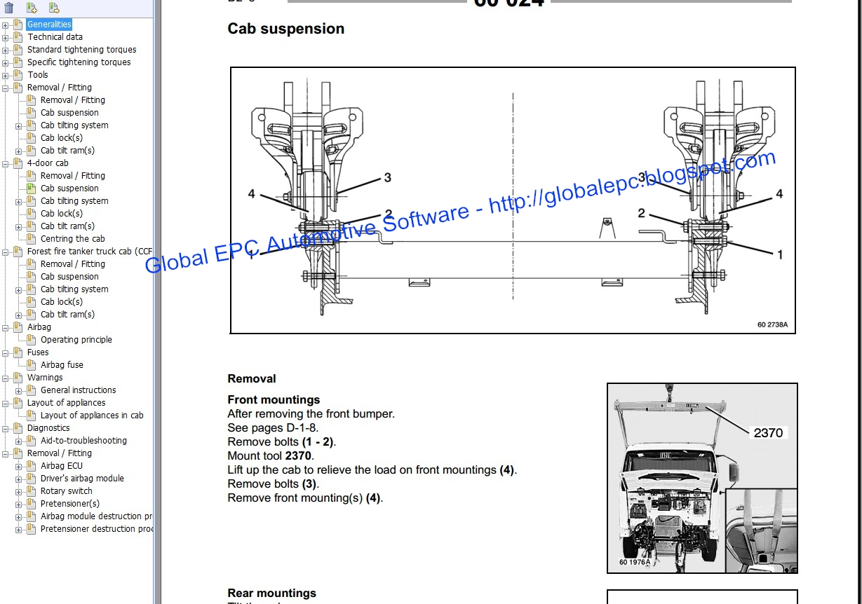 Electrical Wiring Diagram Operation And Maintenance Manual Epc Iveco Daily Repair Manuals Diagrams Global Automotive Software Renault Midlum Workshop Service Rh Globalepc Blogspot Com