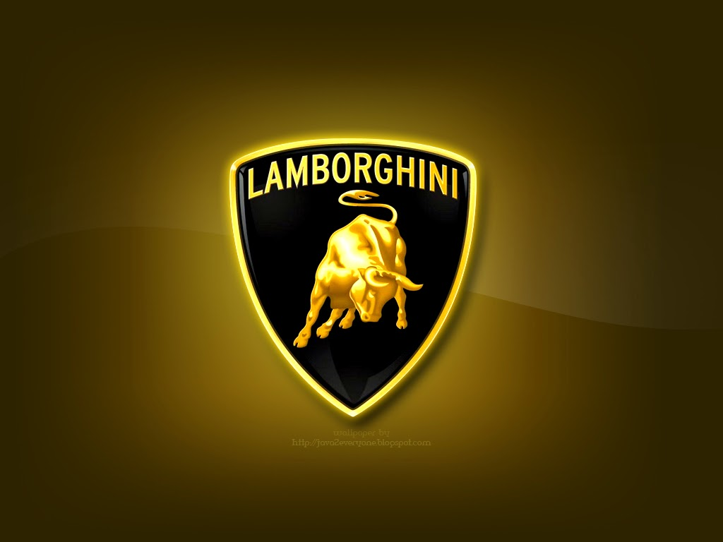 New Car Love Lamborghini Logo