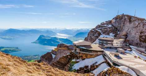Mount Pilatus Swiss